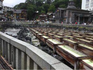 軽井沢町から、草津旅行へ!