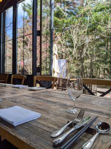 【軽井沢テラスカフェ①】軽井沢の風を感じながら晴れた日には外でカフェタイムがおすすめなお店
