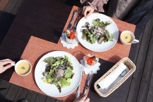 【軽井沢テラスカフェ②】野菜がおいしいレストランの人気!お持ち帰りOK!カフェメニューまとめ