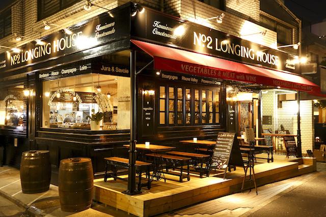 表参道ニューヨークテイストなおしゃれレストラン