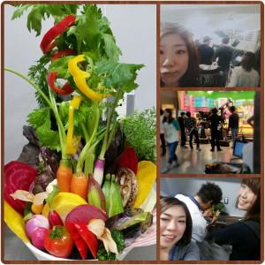 「江原啓之さんオススメ 原宿の野菜がおいしいダイニング(火曜サプライズ)」紹介されました