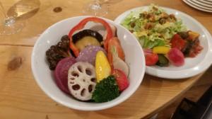 野菜たっぷり!ベジ丼セット